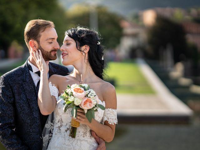 Il matrimonio di Manuel e Valentina a Vercurago, Lecco 46