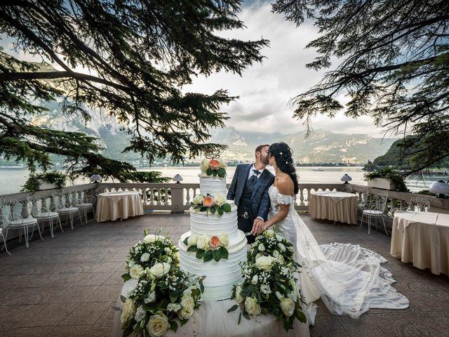 Il matrimonio di Manuel e Valentina a Vercurago, Lecco 49