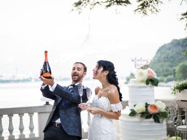 Il matrimonio di Manuel e Valentina a Vercurago, Lecco 50