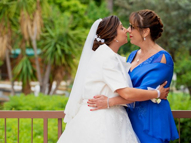 Il matrimonio di Ivano e Silvia a Palermo, Palermo 27