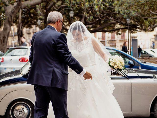 Il matrimonio di Ivano e Silvia a Palermo, Palermo 36