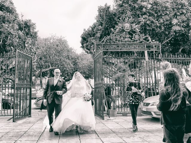 Il matrimonio di Ivano e Silvia a Palermo, Palermo 37