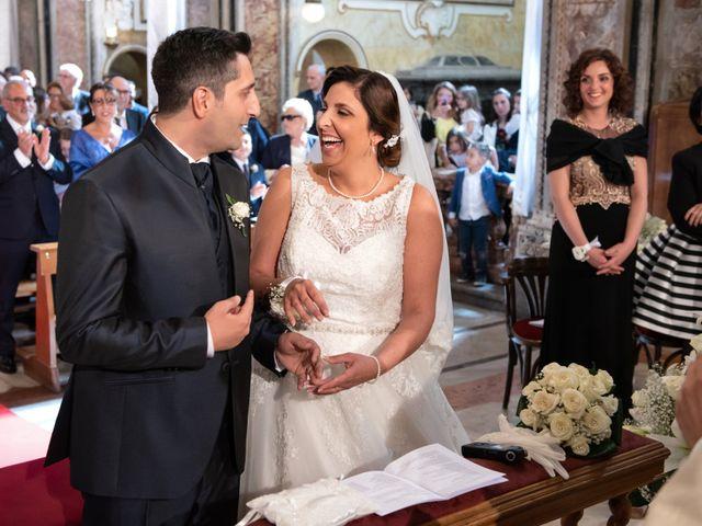 Il matrimonio di Ivano e Silvia a Palermo, Palermo 43