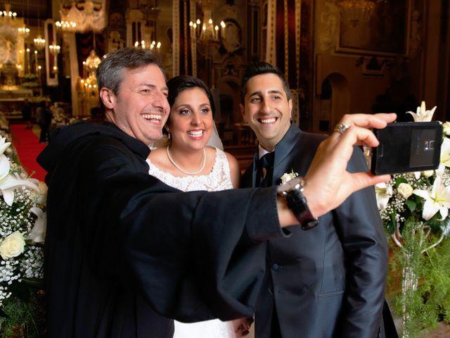 Il matrimonio di Ivano e Silvia a Palermo, Palermo 49