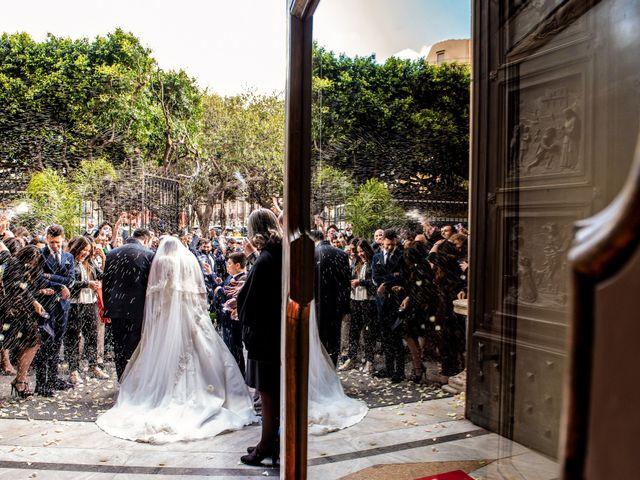 Il matrimonio di Ivano e Silvia a Palermo, Palermo 50