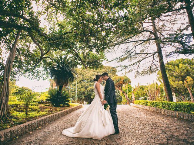 Il matrimonio di Ivano e Silvia a Palermo, Palermo 53