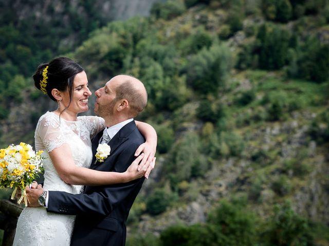 Le nozze di Luisa e Ivan
