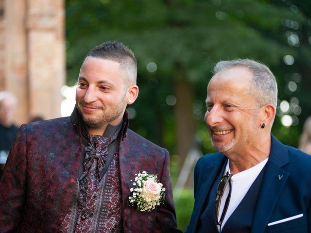 Il matrimonio di Michael e Vittoria a Bologna, Bologna 71