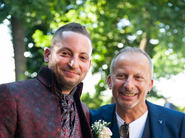 Il matrimonio di Michael e Vittoria a Bologna, Bologna 72