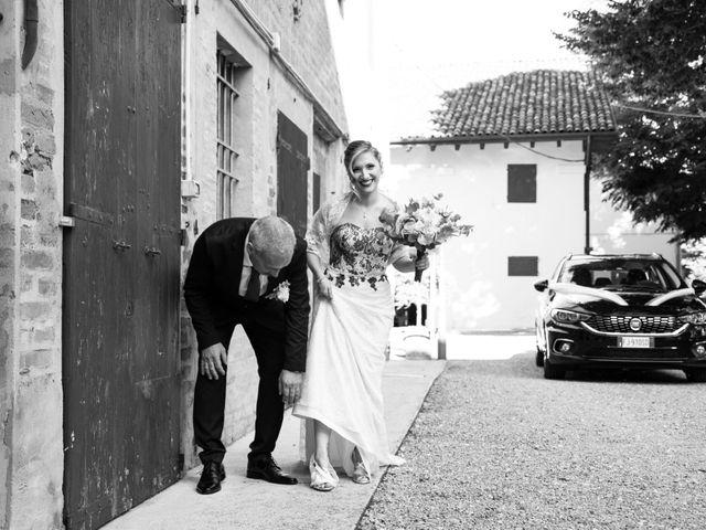 Il matrimonio di Michael e Vittoria a Bologna, Bologna 83