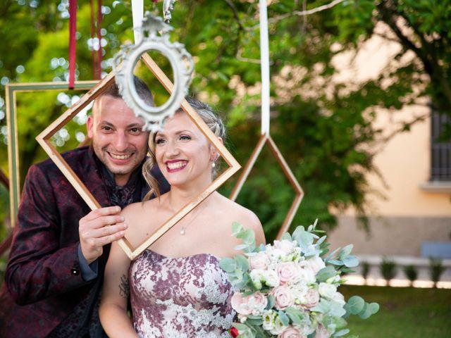 Il matrimonio di Michael e Vittoria a Bologna, Bologna 112