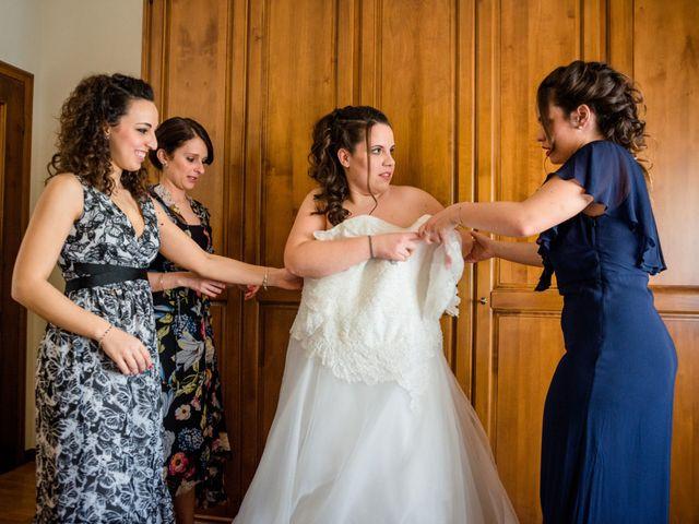Il matrimonio di Andrea e Francesca a Bondeno, Ferrara 13