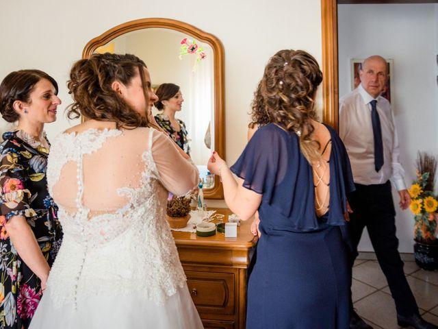 Il matrimonio di Andrea e Francesca a Bondeno, Ferrara 18