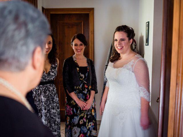 Il matrimonio di Andrea e Francesca a Bondeno, Ferrara 21