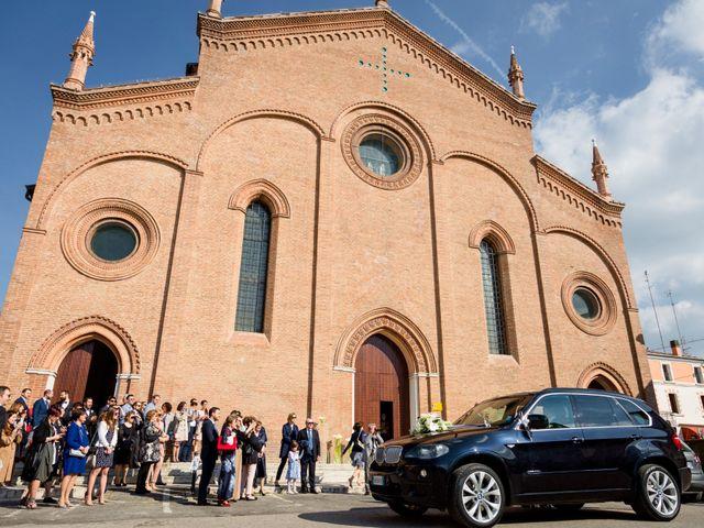 Il matrimonio di Andrea e Francesca a Bondeno, Ferrara 37