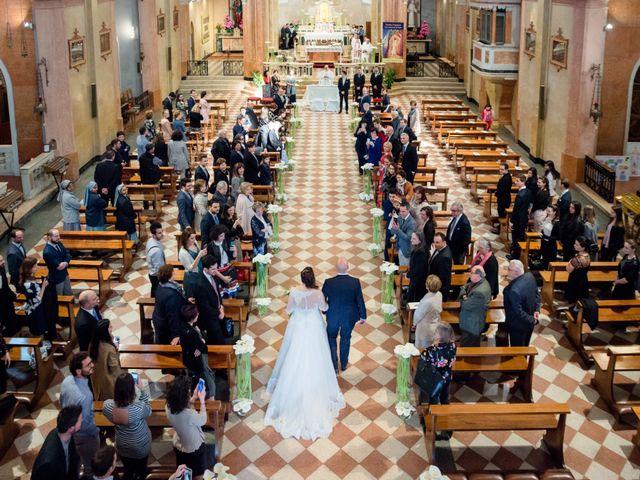 Il matrimonio di Andrea e Francesca a Bondeno, Ferrara 40