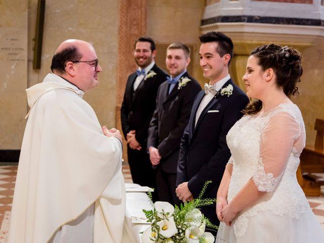 Il matrimonio di Andrea e Francesca a Bondeno, Ferrara 43