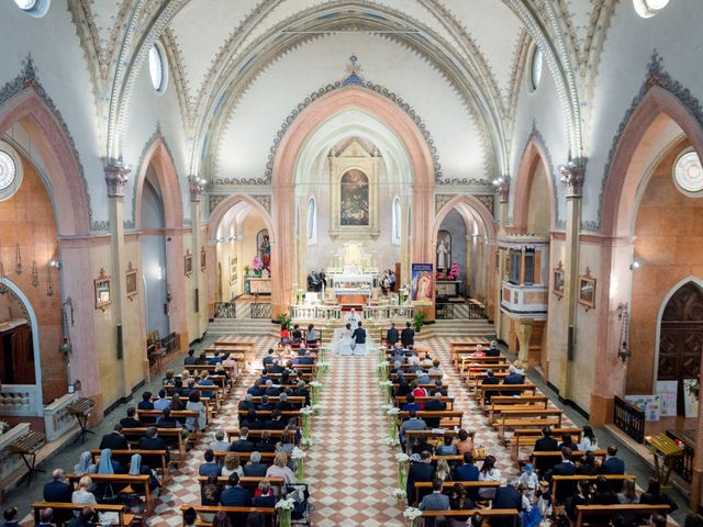 Il matrimonio di Andrea e Francesca a Bondeno, Ferrara 47