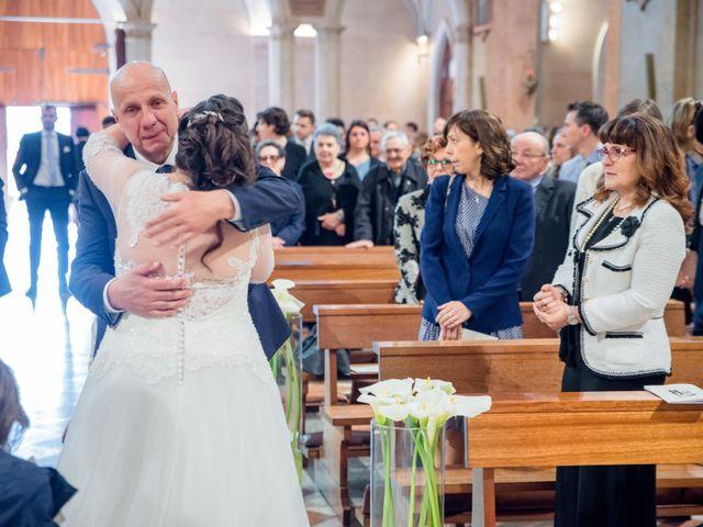 Il matrimonio di Andrea e Francesca a Bondeno, Ferrara 55