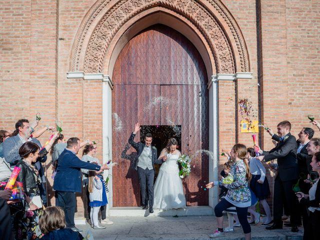 Il matrimonio di Andrea e Francesca a Bondeno, Ferrara 1