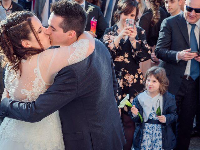 Il matrimonio di Andrea e Francesca a Bondeno, Ferrara 60