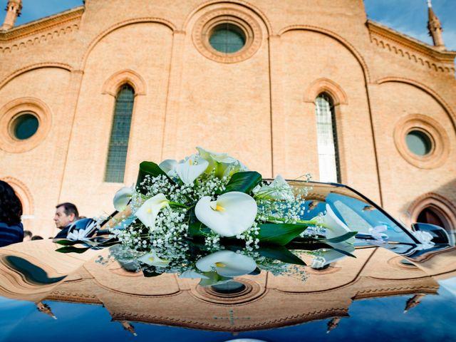 Il matrimonio di Andrea e Francesca a Bondeno, Ferrara 61