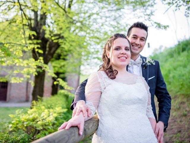 Il matrimonio di Andrea e Francesca a Bondeno, Ferrara 62