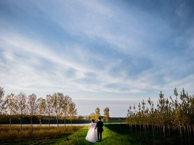 Il matrimonio di Andrea e Francesca a Bondeno, Ferrara 67