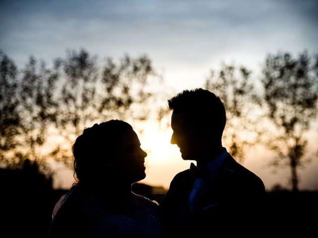 Il matrimonio di Andrea e Francesca a Bondeno, Ferrara 2
