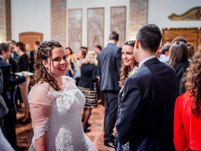 Il matrimonio di Andrea e Francesca a Bondeno, Ferrara 78