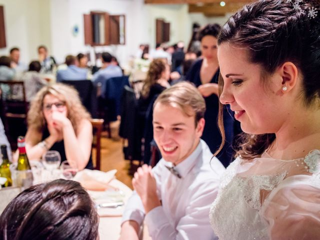 Il matrimonio di Andrea e Francesca a Bondeno, Ferrara 87