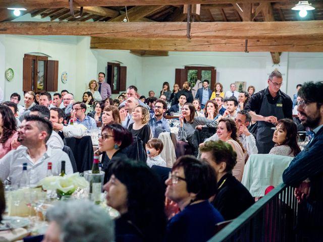 Il matrimonio di Andrea e Francesca a Bondeno, Ferrara 91