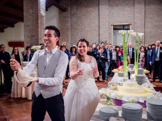 Il matrimonio di Andrea e Francesca a Bondeno, Ferrara 95