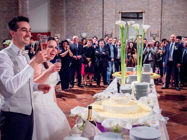 Il matrimonio di Andrea e Francesca a Bondeno, Ferrara 96