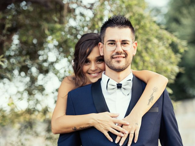 le nozze di Valeria e Angelo