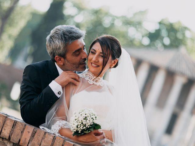 Le nozze di Cristina e Andrea