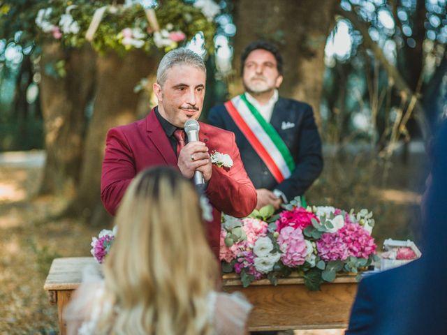 Il matrimonio di Giuseppe e Mariangela a Lecce, Lecce 36