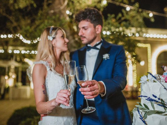 Il matrimonio di Giuseppe e Mariangela a Lecce, Lecce 121