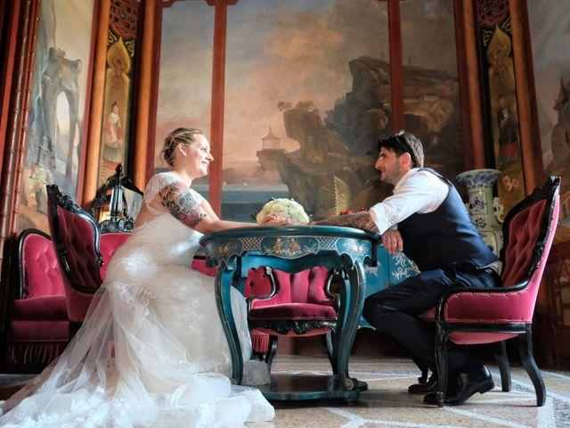 Le nozze di Nicole e Maurizio