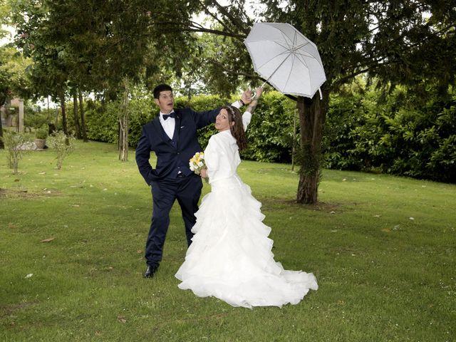 Le nozze di Jessica e Dario