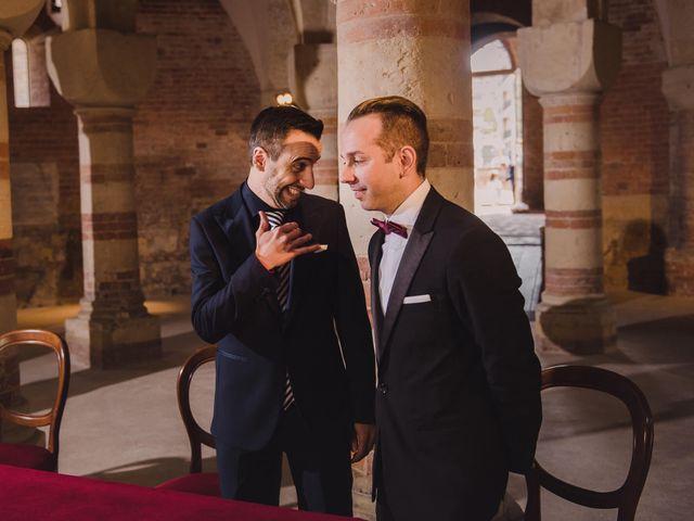 Il matrimonio di Mattia e Roberta a Asti, Asti 15