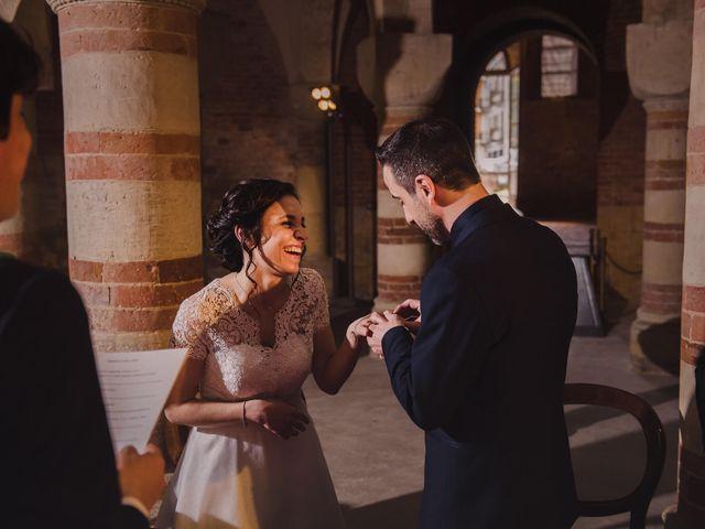 Il matrimonio di Mattia e Roberta a Asti, Asti 18