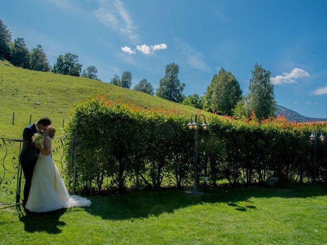 Le nozze di Michela e Nicola