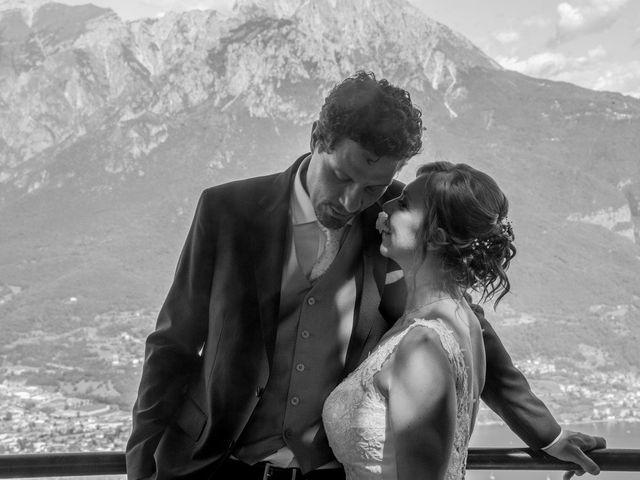 Il matrimonio di Nicola e Michela a Barni, Como 8