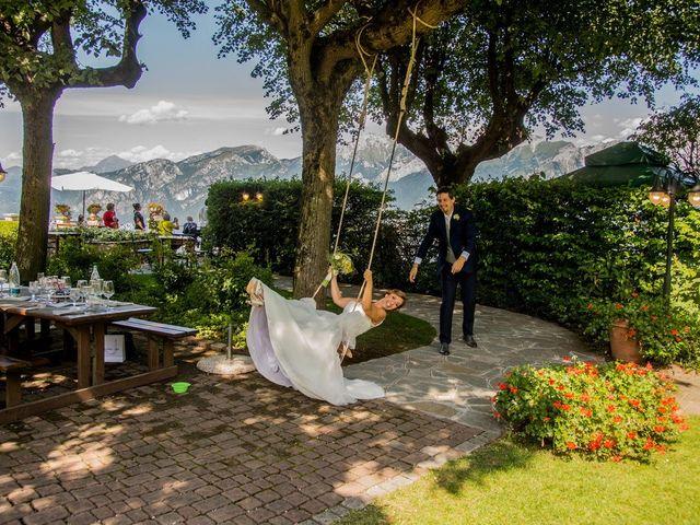 Il matrimonio di Nicola e Michela a Barni, Como 14