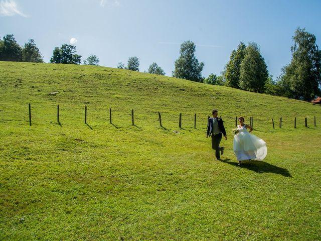 Il matrimonio di Nicola e Michela a Barni, Como 15