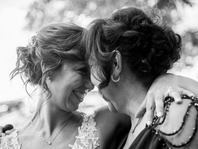 Il matrimonio di Nicola e Michela a Barni, Como 21