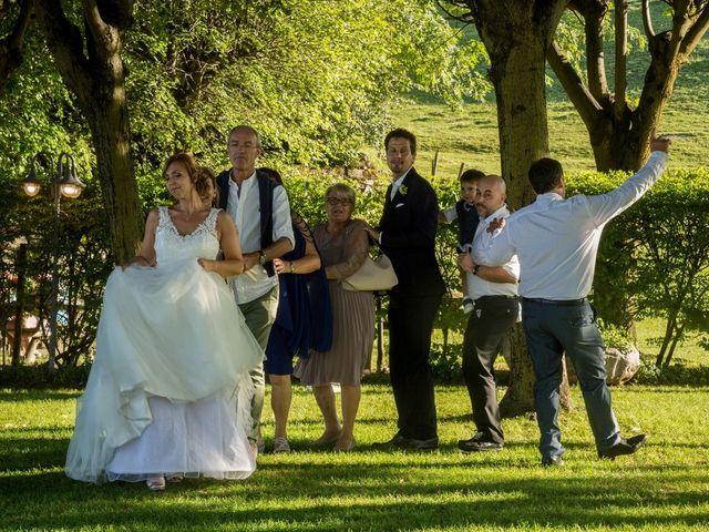 Il matrimonio di Nicola e Michela a Barni, Como 24
