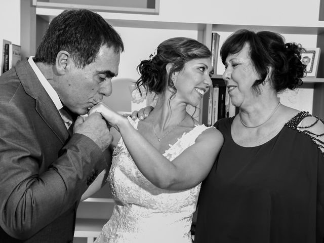 Il matrimonio di Nicola e Michela a Barni, Como 51