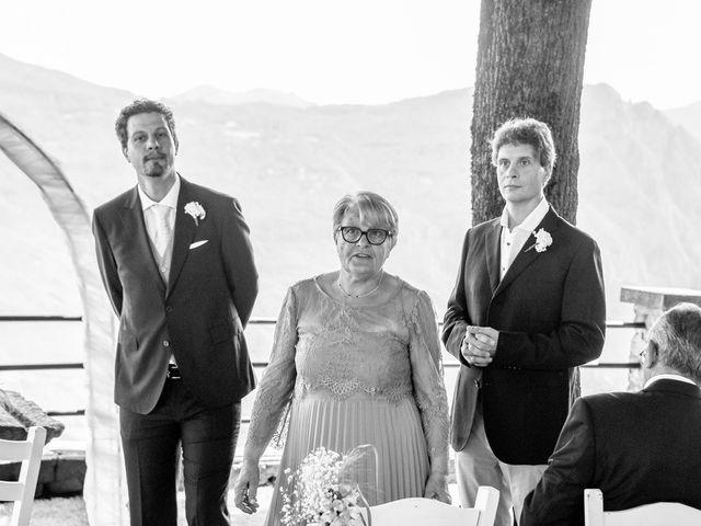 Il matrimonio di Nicola e Michela a Barni, Como 55